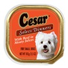 Mars Petcare Us Inc 02451 3.5OZ Cesar Steak Food, Pack of 24