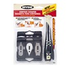Hyde Tools 10450 Contour Scraper Kit