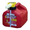 No Spill Inc 1415 1-1/4GAL CARB Gas Can