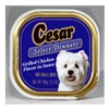 Mars Petcare Us Inc 2452 3.5OZ Cesar ChickenFood, Pack of 24