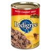Mars Petcare Us Inc 11006 22OZ Ground Beef Food, Pack of 12