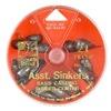 Maurice Sporting Goods 190-FP 21PC Egg Sinker ASSTD