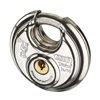 Abus 24IB/60 KD Stainless Steel Diskus Padlock, Silver