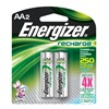 Energizer NH15BP-2 Rechargeable Battery, 2450mAh, PK 2