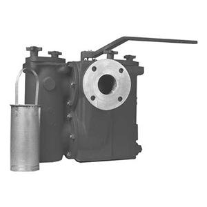 Mueller Industries 2 791F-AH  CI Duplex Strainer  Flgd