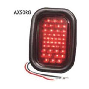 Maxxima Stop/Tail/Turn Light, LED, Rd, Grommet, Rect at Sears.com