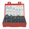 Keo 55118 Countersink Set, 7 PC, 6 FL, 120 Deg, HSS