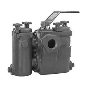 Mueller Steam Specialty 3/4 792S-HH SS Duplex Strainer Thd