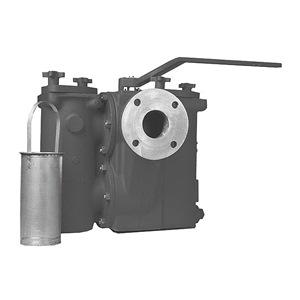 Mueller Steam Specialty 4 791F-AH CI Flgd Duplex Strainer