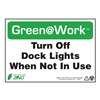 Zing 1044 Environmental Awareness Sign, 7 x 10In