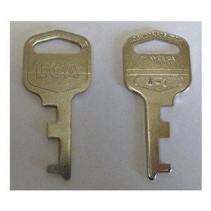 Lock Corp Of America A-1 Master