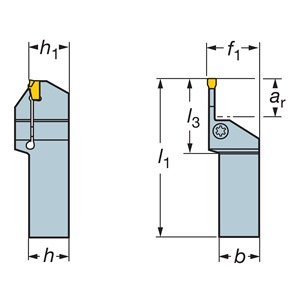 Sandvik Coromant RF151.23-12-40