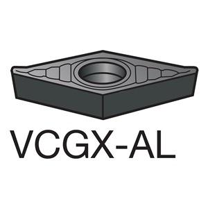 Sandvik Coromant VCGX 332-AL         H10