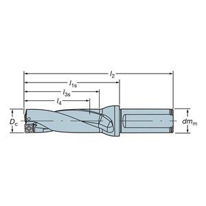 Sandvik Coromant A880-D0625LX19-04