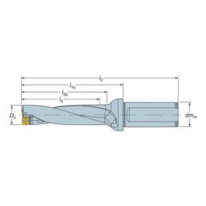 Sandvik Coromant A880-D0750LX25-04