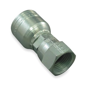 Eaton Fitting, Straight, 1/4 In Hose, 1/2-20 JIC at Sears.com
