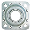 Ntn FD209RJA Radial Bearing, 1.75 In Bore, 5 In OD