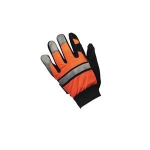 Memphis Glove Leather Gloves, Hi Vis Orange, L, PR at Sears.com