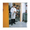 Cellucap 3317 MEDIUM Disp. Coat, M, Polypropylene, White