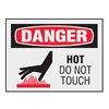 Brady 27416LS Danger Label, Information, PK 8