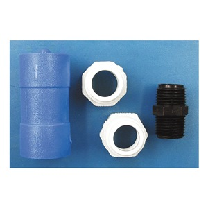 Mixair Universal Connector Kit - Check Valve