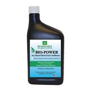 Renewable Lubricants 80411