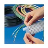 Brady WM-1-PK Wire Marker, .25x1.5, (1), 36/Card, PK25