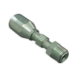 Eaton Fitting, Straight, 1/4 In Hose, 1/2-20 SAE at Sears.com