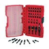 Milwaukee 48-32-4401 Impact Driver Set, Bits, Holder, 29 Pc