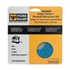 Work Sharp WSSA0002002 Slotted Abrasive Kit