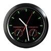 General CMOR11 Clock Analog Hygrometer, -20 to 140 F
