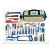 Westward 4VCP7 Plumbers Tool Set, SAE, 39 Pc