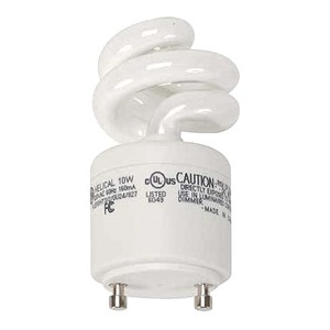 GE Lighting FLE10HT3/2/GU24