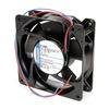Ebm 4112NH4 Axial Fan, 12VDC, 4-11/16In H, 4-11/16In W