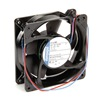 Ebm 4114NH5 Axial Fan, 24VDC, 4-11/16In H, 4-11/16In W