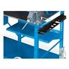 Miller Electric 300 679 Upper Shelf, 27 W x 15 D x 6 in. H, Blue