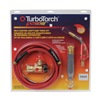Turbotorch 0386-0835 Brazing And Soldering Kit,   ,  CGA 520,  Acetylene B tank Fuel,  G4 Torch Handle
