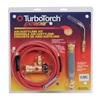 Turbotorch 0386-0384 Brazing And Soldering Kit,   ,  CGA 200,  Acetylene MC tank Fuel,  G4 Torch Handle