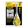Flitz 10250 Buffing Ball, 2 In Dia., 8 In L Shaft