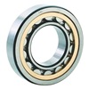 Fag Bearings NU205-E-M1-C3 Cylindrical Roller BRG, Bore 25 mm, Brass