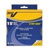 Velcro 90082 Velcro Tape, 3/4 Inx5 Yd, White