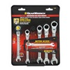 Gearwrench 50090 5Pc Flex Wrench Set