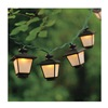 Luckytown Home Product Inc AC-234-FS Fs Wht Lantern Lgt Set