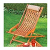 Outdoor Interiors Llc 10060PG Swing Lounger/Pillow