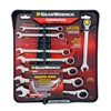 Gearwrench 485100 8PC Met Ratc Wrench Set