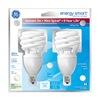 GE Lighting 75368 Ge2Pk13W Twist Cfl Bulb