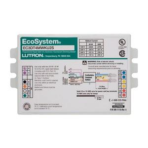 Lutron EC3DT4MWKU2S