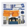 Westward 4VCP8 Contractors Tool Set, SAE, 28 Pc