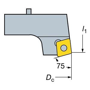 Sandvik Coromant 391.68B-3-04716C06B