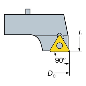 Sandvik Coromant 391.68F-3-04716TC11B